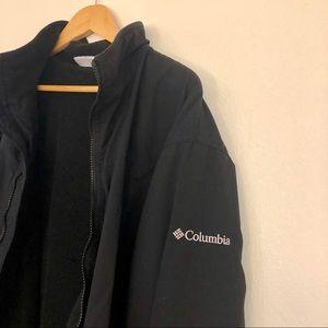 Columbia Fleece lined Jacket
